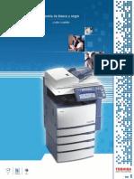 Toshiba Color Estudio 281c Folleto PDF