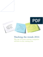 Deloitte - Tracking the Trends 2014 - The top 10 issues mining companies will face in the coming year
