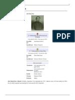 Jose Maria Paz Biografia