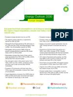 Europe Fact Sheet