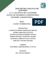 Ing. Bernal-calor y Temperatura-diguital