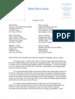 Letter From Elizabeth Warren 12-4-2013
