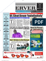 Liberian Daily Observer 11/26/2013