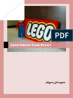 Lego group case study