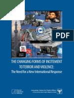 Incitement to Terror, Anat Berko