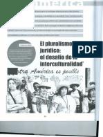 Pluralismo juridico.NuevaAmerica2012
