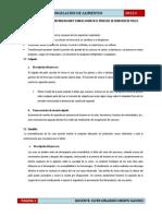 Tema 6 - Proceso de Beneficio de Pollo