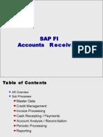 Sap Fi Accounts Receivable