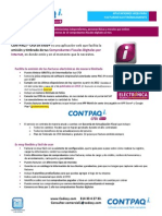 Contpaqi Documento Fichaproducto Cfdienlinea+