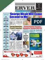 Liberian Daily Observer 11/27/2011