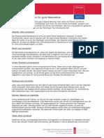Strafinger - Newsletter Tipps Doc