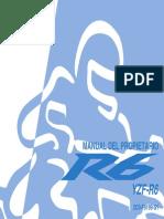 Manual Del Propietario r6