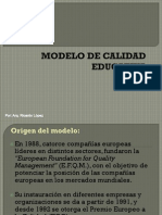 MODELO DE EDUCACION