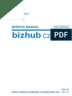 Bizhub C250 SM