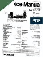 Technics Sa Eh750