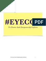 2014 Youth Entrepreneurship Conference Fact Sheet