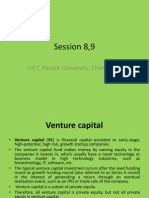 Session 15, 16 VC