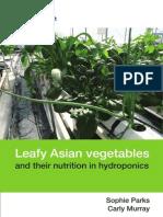 Leafy Asian Vegetables