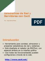 Introduccion Cacti