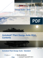 Autodesk Plant Design Suite 2014 Whats New Presentation En