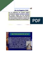 La nueva Ley Orgánica de Registro Civil entró en vigencia a los 180 días de su publicación en la Gaceta Oficial Nº 39.docx