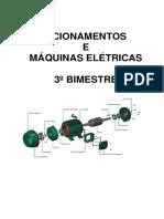Acionamento de Máquinas Elétricas Motores Elétricos