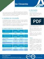 Ficha Técnica SecilTEK Betão Cinzento