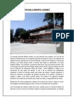 TICS. Escuela Benito Juarez