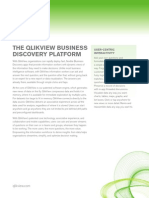 QlikView Business Discovery Platform