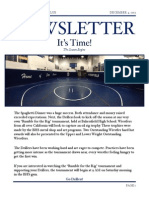 DWC Newsletter Dec 4