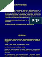 Quimiotaxonomía fitoquimica