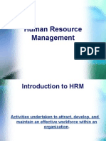 Hrm Lecture