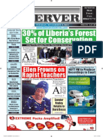 Liberian Daily Observer 12/3/2013