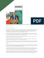 04-12-2013 La Prensa - La educación ha dado un paso histórico, Moreno Valle