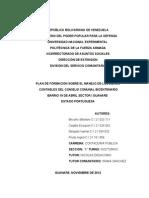 DIAGNOSTICO PROYECTO COMUNITARIO