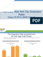 2013 Citywide Grad Rates