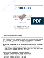 MPLABX C18 El Conversor ADC Rev041212