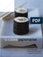 Kazuko Emi - Fukuoka Yasuko - La Cuisine Japonaise
