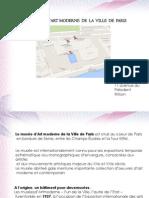 Muzeul de Arta Moderna Paris