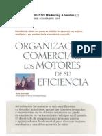 HARVARD-DEUSTO_Organización comercial_._Los motores de su eficiencia