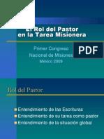 El Rol Del Pastor en La Tarea Misionera