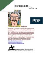 Alfabeto do Velho Oeste - Letra E - Super Ilustrado - Wilson Vieira – Caricatura