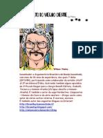 Alfabeto do Velho Oeste - Letra K - Super Ilustrado - Wilson Vieira – Caricatura