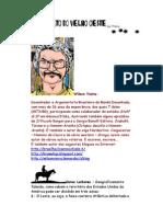 Alfabeto do Velho Oeste - Letra M - Super Ilustrado - Wilson Vieira – Caricatura