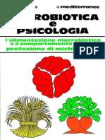 Macrobiotica e Psicologia