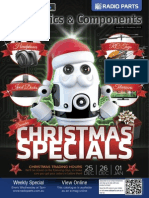 Issue 96 Radio Parts Newsletter - December 2013
