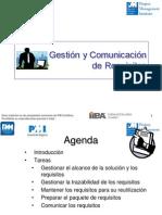 Gestión y Comunicación de Requisitos (1)