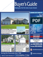 Coldwell Banker Olympia Real Estate Buyers Guide December 7th 2013