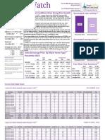 Toronto Real Estate Market Watch November 2013