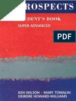 Prospects Super-Advanced SB